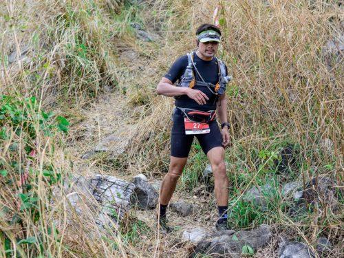 การเตรียมความพร้อมสำหรับการวิ่ง The North Face 100 Thailand ของผม